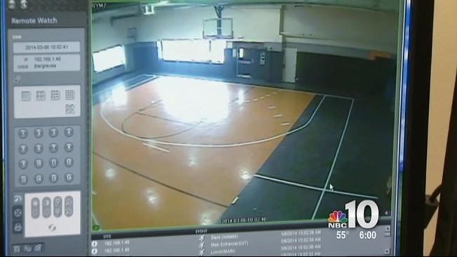 school gym doors. Changes In Wake Of Charter School Shooting Gym Doors