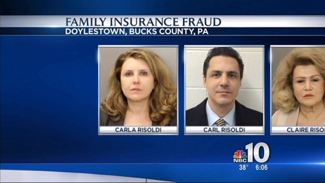 Woman Convicted in $20M Insurance Fraud Scheme Involving Torching of Her Home - NBC 10 Philadelphia