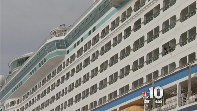 South Jersey Woman A Passenger On Ill Fated Cruises 2 Years In A Row