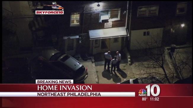 Daughter Elderly Mom Pistol Whipped In Northeast Philly Home