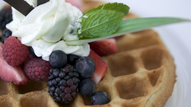 Belgian Waffles: A Family Tradition