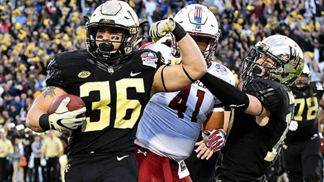 Temple Rally Falls Short as Wake Forest Wins Military Bowl 34 to 26