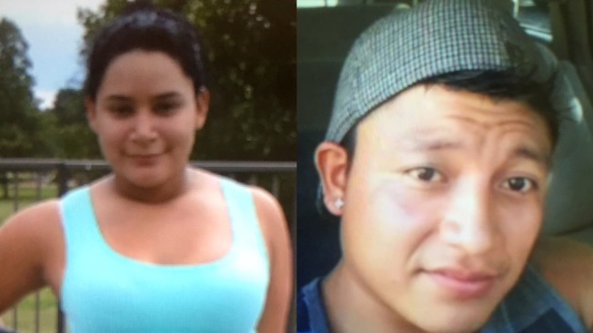 Police Search for Missing Teen Girl and Male Suspect