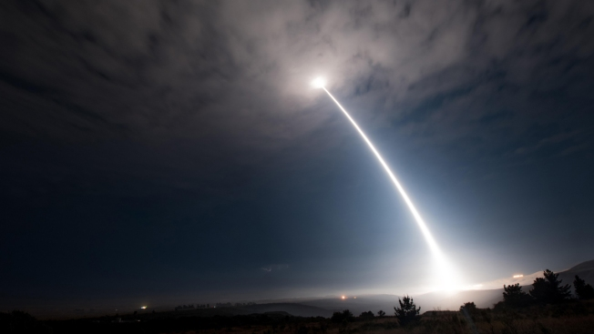 US Launches Unarmed ICBM From California in Test