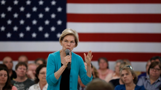 She's Got a Plan for That: Warren Tries to Break Out With Flurry of Policy Proposals