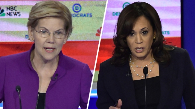Female Candidates Challenge Electability Question in Debates