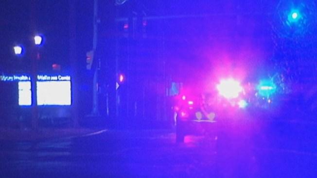 Man Struck, Killed by Minivan