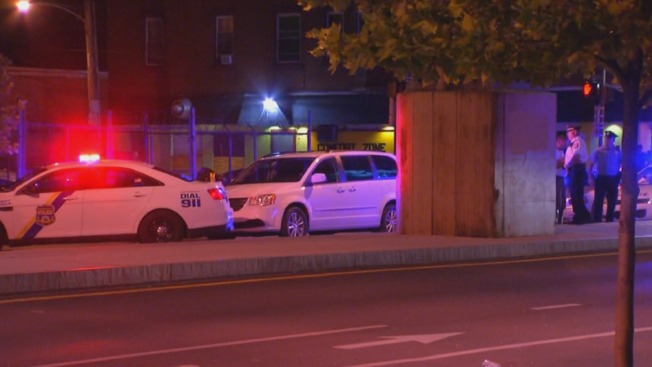 Man Shot, Killed in West Philly Robbery