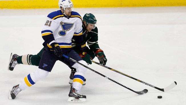 2015 NHL Playoffs: Tarasenko, Blues Crush Wild 6-1 to Even Series