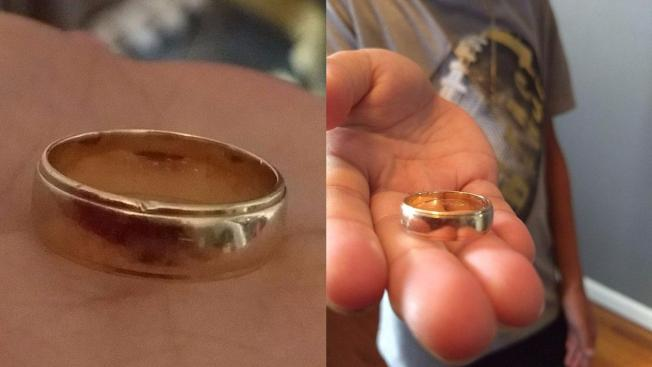 north jersey woman works to find owner of lost wedding