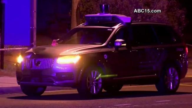 Uber Philadelphia Self Driving Cars
