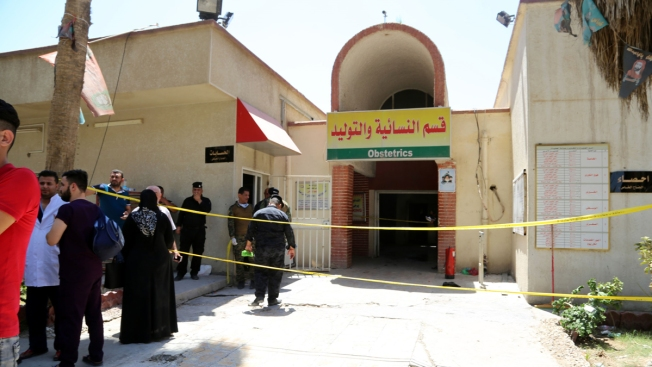 Eleven Newborn Babies Die in Blaze at Baghdad Hospital