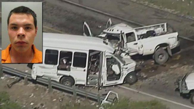Man Sentenced to 55 Years in Church Bus Crash That Killed 13