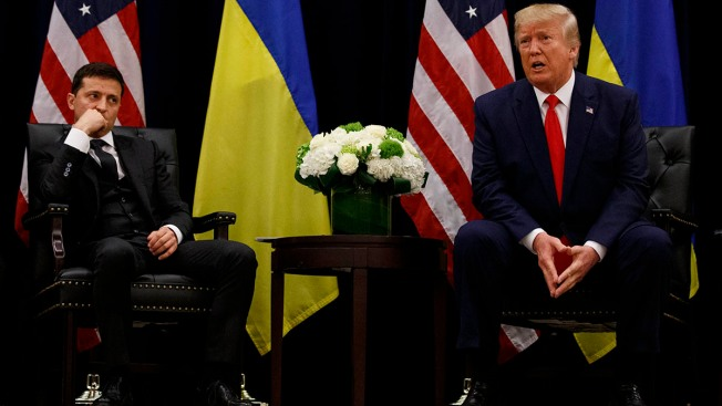 Read: House Intelligence Committee's Impeachment Report on Trump-Ukraine Inquiry