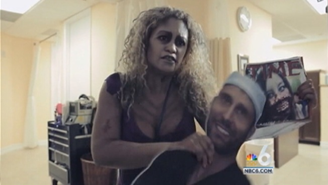 Zombie Asks for Plastic Surgery in Miami Doctor's Latest Video