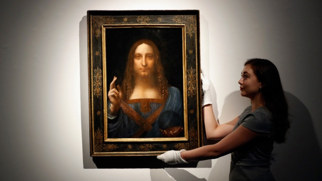 Abu Dhabi's Louvre to Unveil Leonardo Painting 'Very Soon'