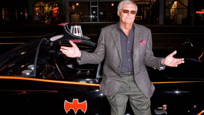 Adam West Put the POW! in 'Batman'