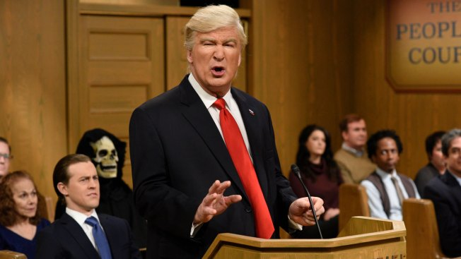 Alec Baldwin May Not Be Playing Donald Trump Much Longer