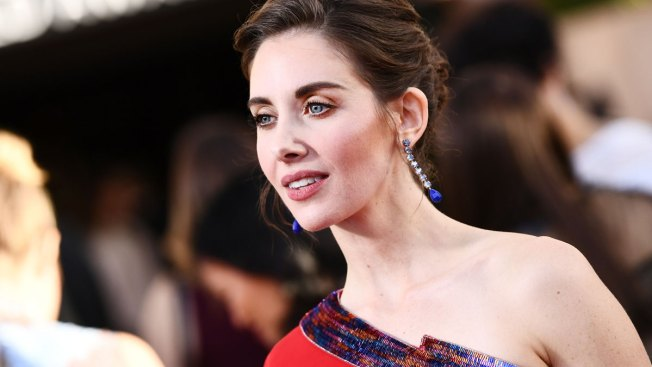 'I Obviously Support My Family': Alison Brie Addresses James Franco Allegations at 2018 SAG Awards