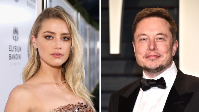 Elon Musk Speaks Out About His Breakup With Amber Heard