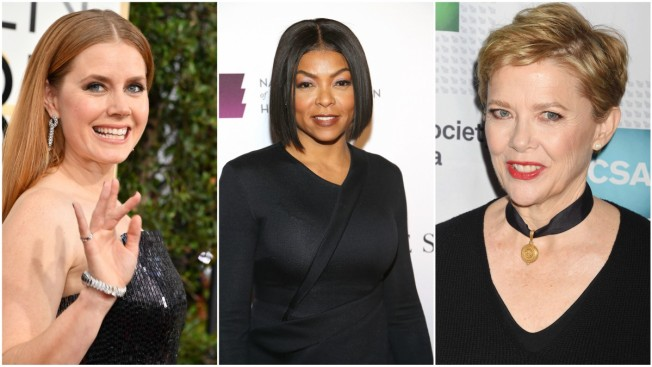 Amy Adams, Annette Bening and Taraji P. Henson Lead List of This Year's Oscar Snubs