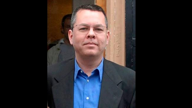 Pompeo Presses Turkey on Detained US Pastor After Sanctions