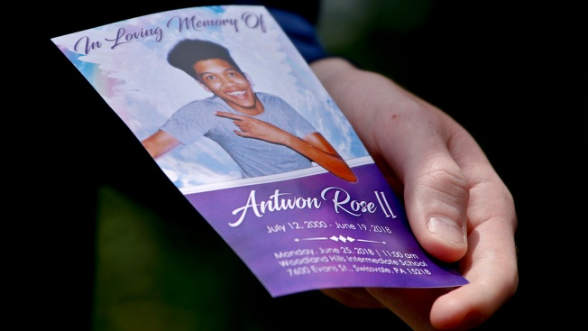Mourners Seek Justice for Pennsylvania Teen Killed by Police