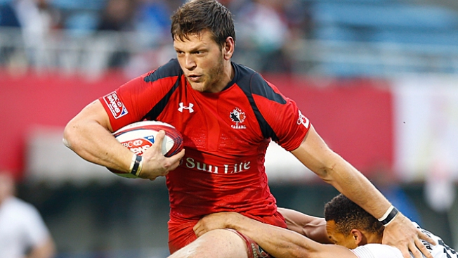 Philadelphia Eagles sign Canada rugby sevens star Adam Zaruba