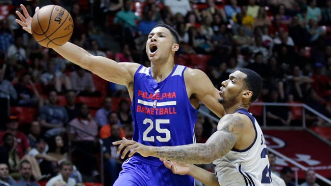 Report: Ben Simmons' Foot Might Not Be Fully Healed, Exam Next Week