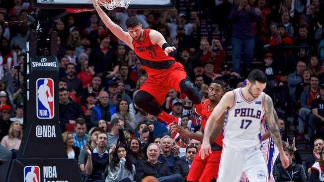 Lillard ruled out vs. 76ers, misses third straight game