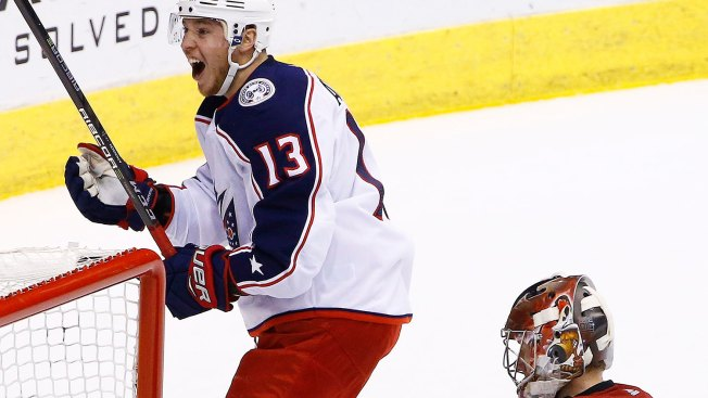 Cam Atkinson's Return Is Right on Time