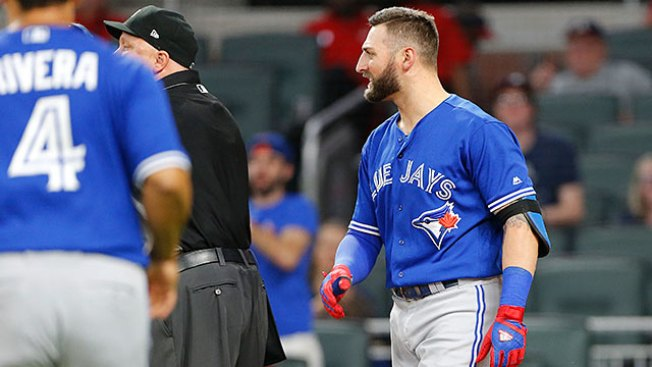 MLB Notes: Blue Jays' Kevin Pillar Suspended 2 Games for Anti-gay Slur