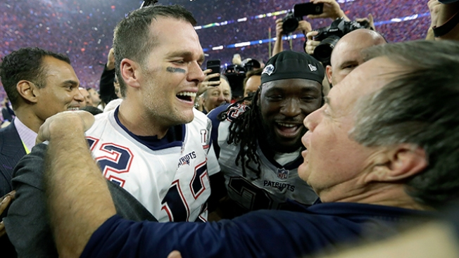 Super Bowl LI: Tom Brady Leads Largest Ever SB Comeback in Patriots' Historic Win Over Falcons