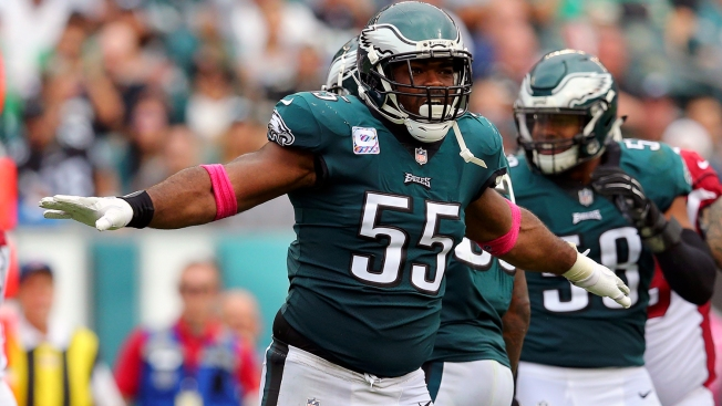 Brandon Graham Making Eagles Fans Forget About Earl Thomas
