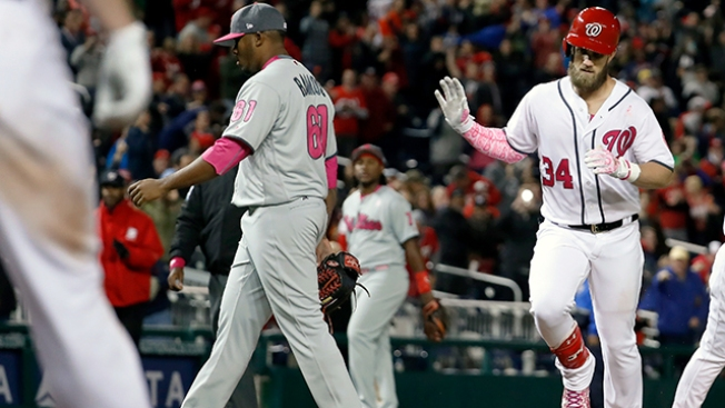 Bryce Harper Does It Again - Deals Phillies Another Painful Loss