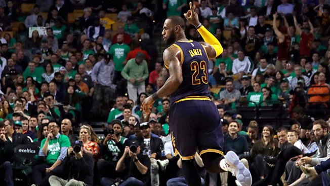 NBA Playoffs: LeBron James Makes History as Cavaliers Roll Into Finals