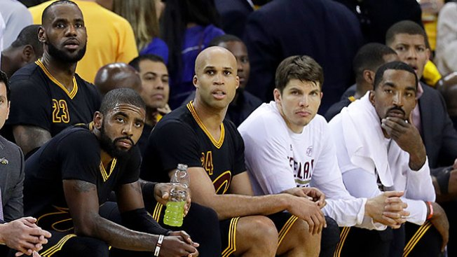 NBA Notes: Cavaliers Ignoring Last Season's Comeback After Falling Into 2-0 Hole Again
