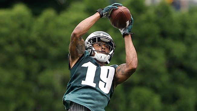 New Eagles WR Chris Givens Looking to Prove He's More Than Deep Threat