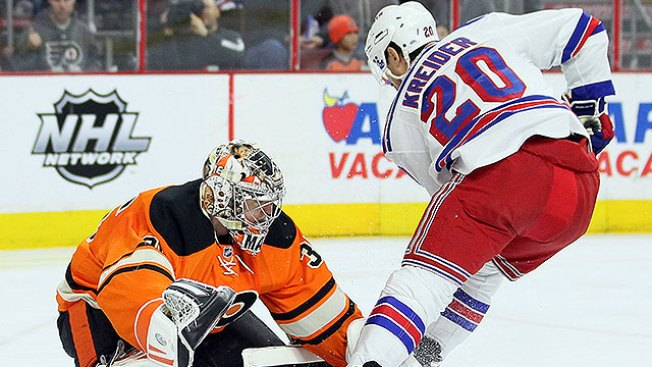 NHL Notes: Chris Kreider, Rangers Agree on Four-year Contract