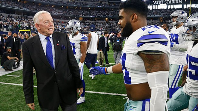 804fd4c1d45 NFL Notes: Jerry Jones Says Cowboys Still Exploring Latest Ezekiel Elliott  Incident