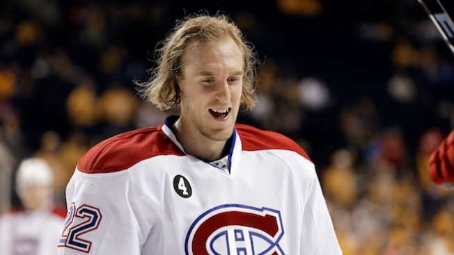 Dale Weise Feels He 'can Do a Little Bit of Everything' for Flyers