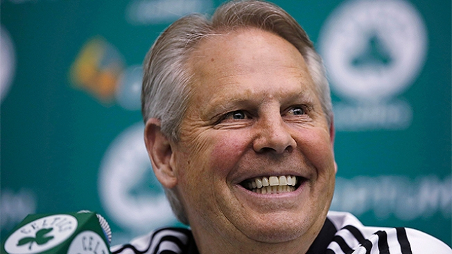 Celtics GM Danny Ainge Explains Trade With Sixers From Boston's Perspective