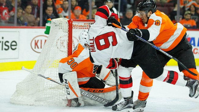 Flyers Whiff on the High Five