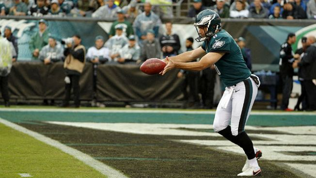 10 Roob Stats in Honor of Eagles' Greatest Punter