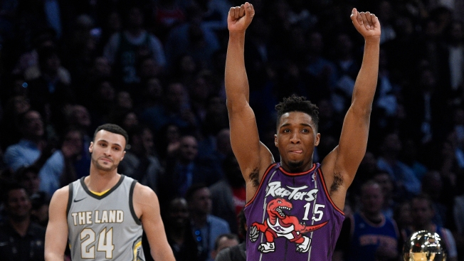 Mitchell-Nance Jr. Showdown Highlights All-Star Saturday