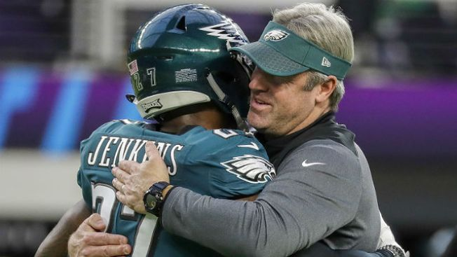 How Last Year's 7-9 Eagles Carved a Super Bowl Path
