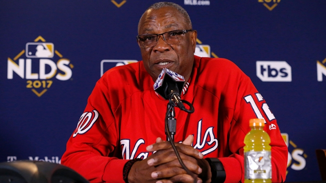Dusty Baker Fired as Nationals Manager