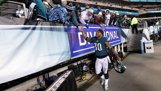 With Injuries, Is Corey Clement Really Eagles' Return Man?