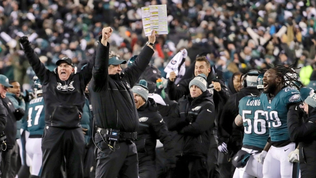 NFL Minute: Eagles will need better offense to overcome Vikings