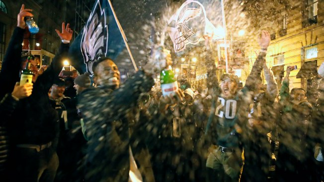 Yes, Eagles Fans, You Deserve to Strut Your Stuff